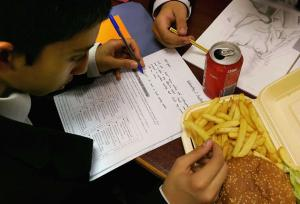 school takeaways obesity