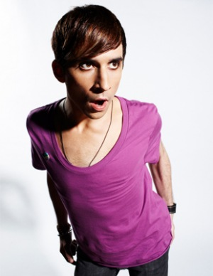 Russell Kane will bring his Manscaping tour to the William Aston Hall this Wednesday.
