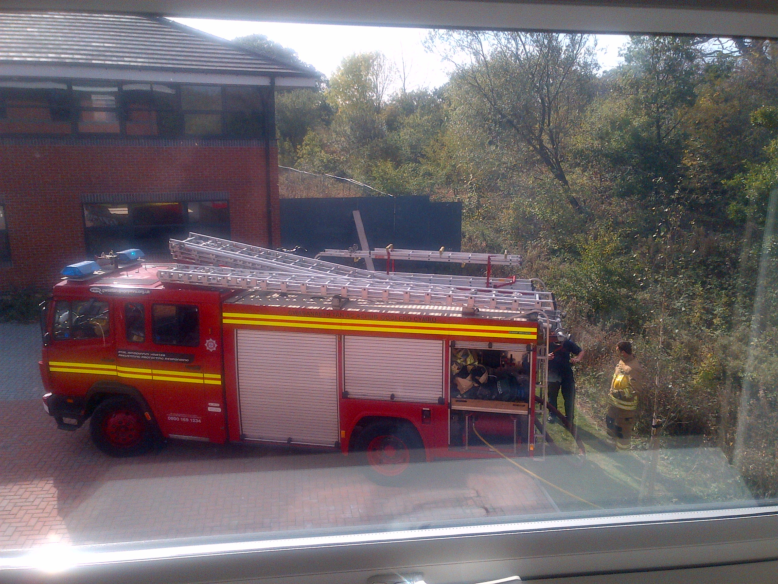 Firemen Industrial Estate