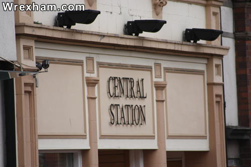 central station wrexham bar