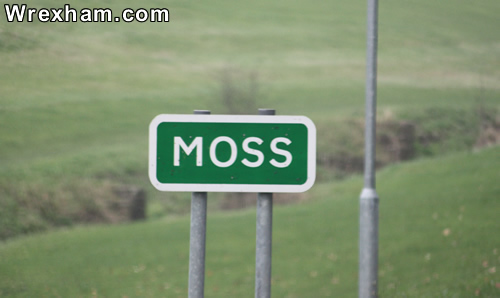 moss valley sign