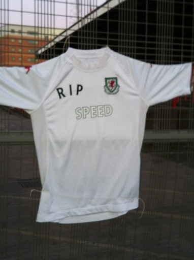 Tributes Paid To Gary Speed