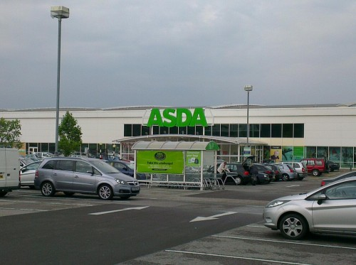 Asda Hand Car Wash