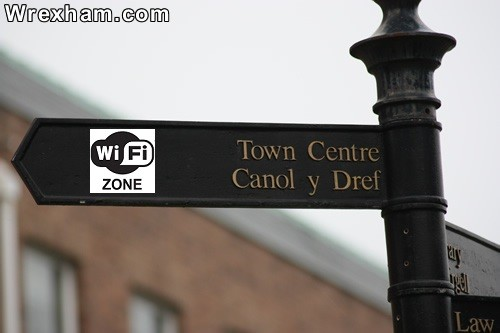 Where In Wrexham Has Free Wifi Wrexham Com