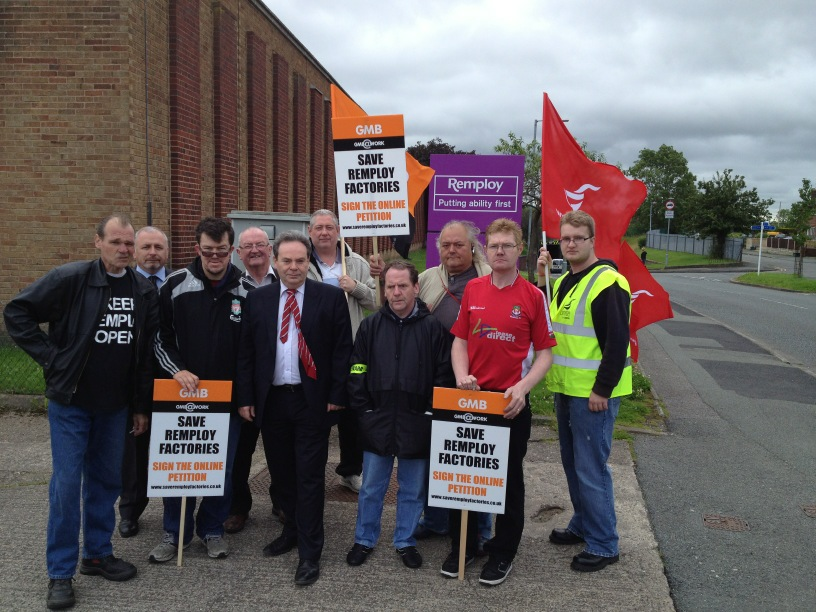 il remploy picket