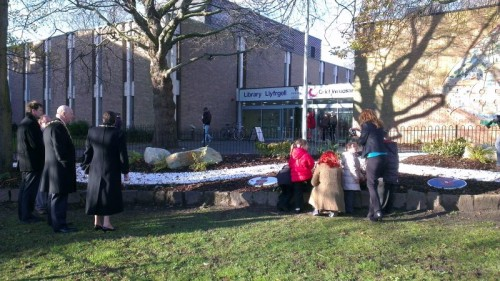 jub garden dep mayor 500x281 New Jubilee Garden Officially Open