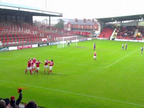 wrexham-fc-goal-celebration