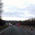 wrexham-roadworks