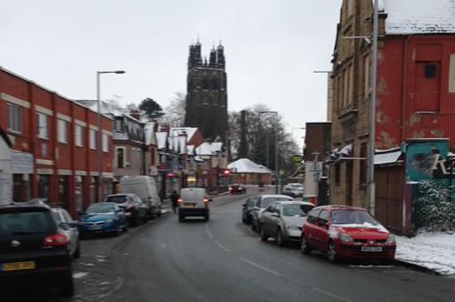 brook street snow Friday: Wrexham Snow   Live Updates And Information