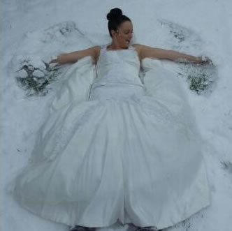 lisa wright roberts snow wedding Friday: Wrexham Snow   Live Updates And Information