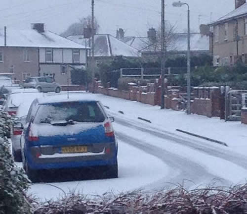 llay this morning Friday: Wrexham Snow   Live Updates And Information