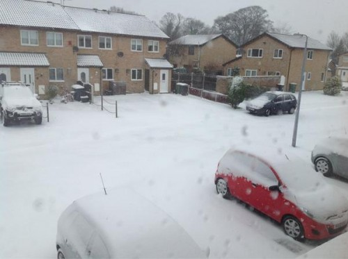 rhost 500x373 Friday: Wrexham Snow   Live Updates And Information