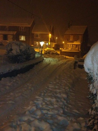 BF b3McCMAEvUY  375x500 Wrexham Snow Updates   Friday 22nd March