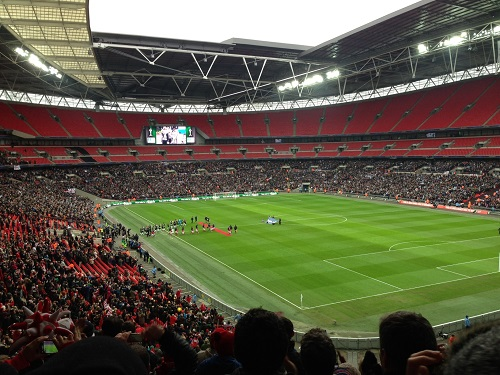 Wembley View