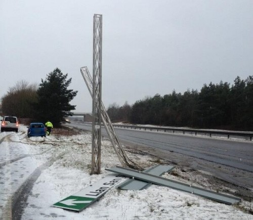 a55-road-crash