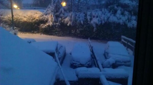 poncaiu snow