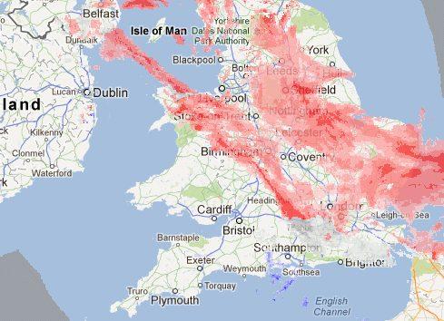 sat rain radar