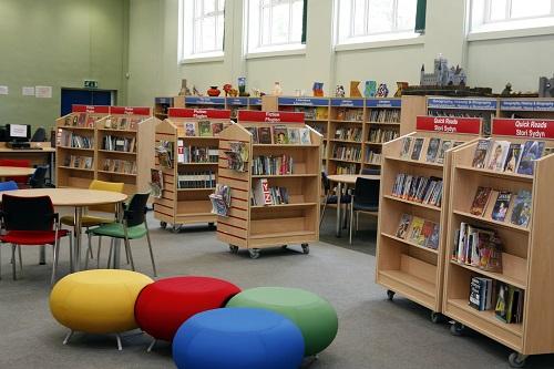 Maelor-Penley-Library