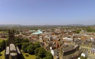 wrexham default town