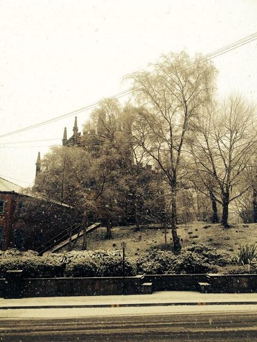 foundry snow