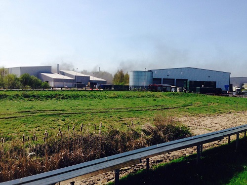 Industrial Estate Fire 3