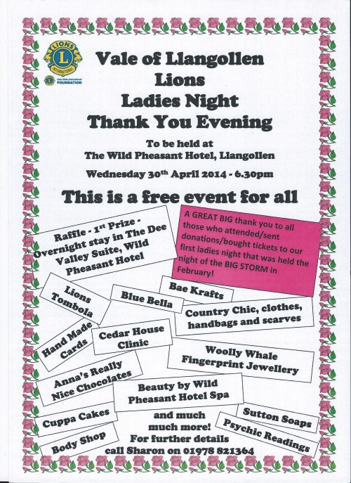 Ladies-Night-April-30th