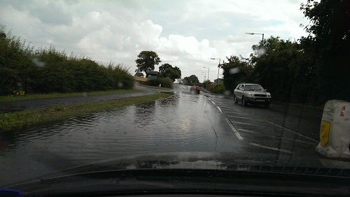 Cefn-Flood