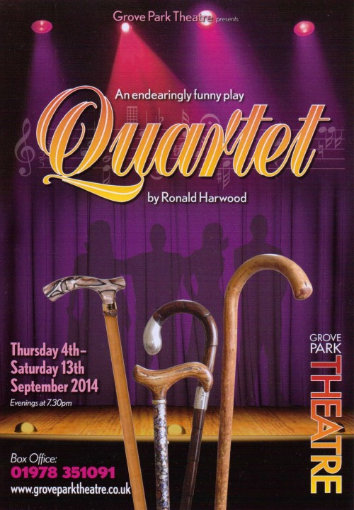 Quartet-Flyer