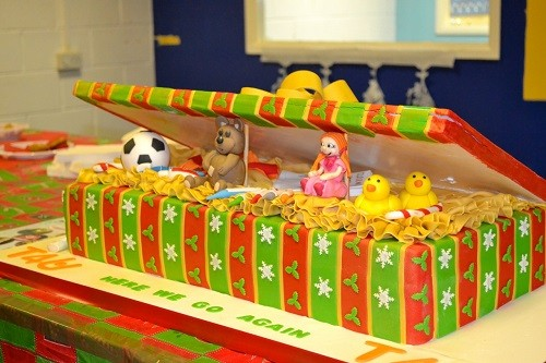 Christmas Shoebox Appeal.Christmas Shoebox Appeal Returns To Wrexham For 25th