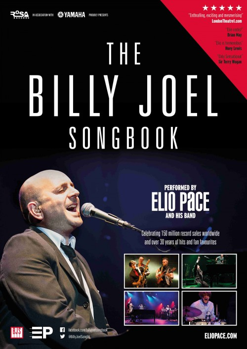 Billy Joel Touring Band