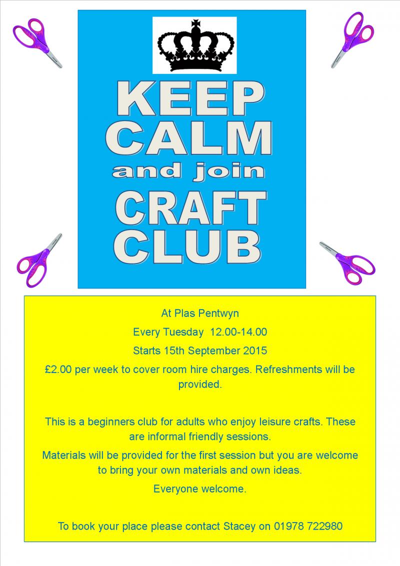 craft club flyer aildoc productoseb co