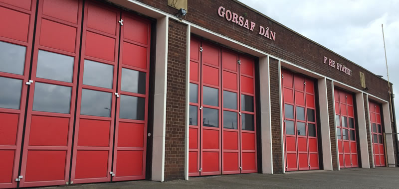 former wrexham fire station to be demolished for new cats. Black Bedroom Furniture Sets. Home Design Ideas