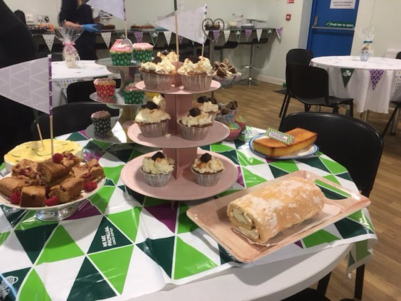 Market Cafe joins The World's Biggest Coffee Morning