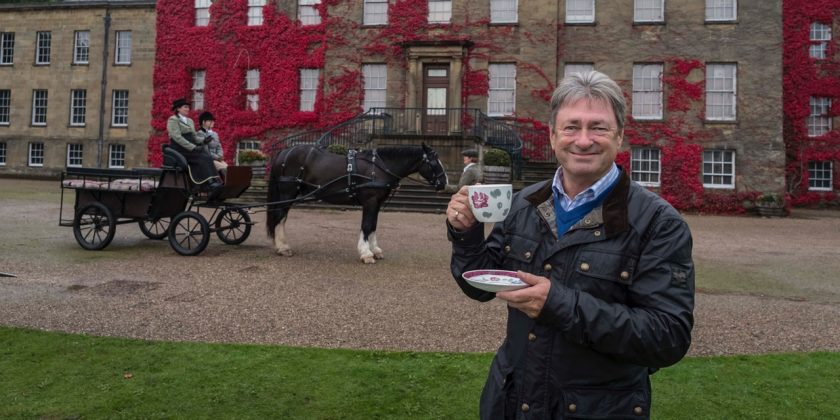 Alan Titchmarsh to explore Erddig's history in new Channel 5 series