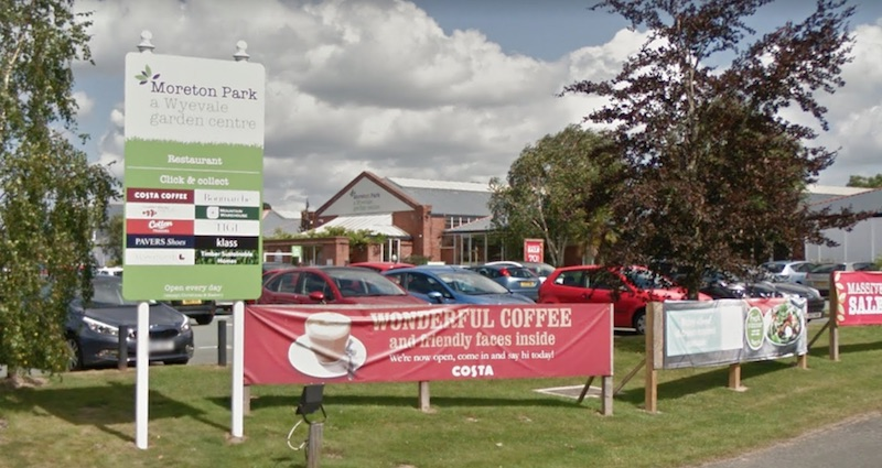 Chirk Garden Centre To Rebrand This Summer After Being Bought By Dobbies