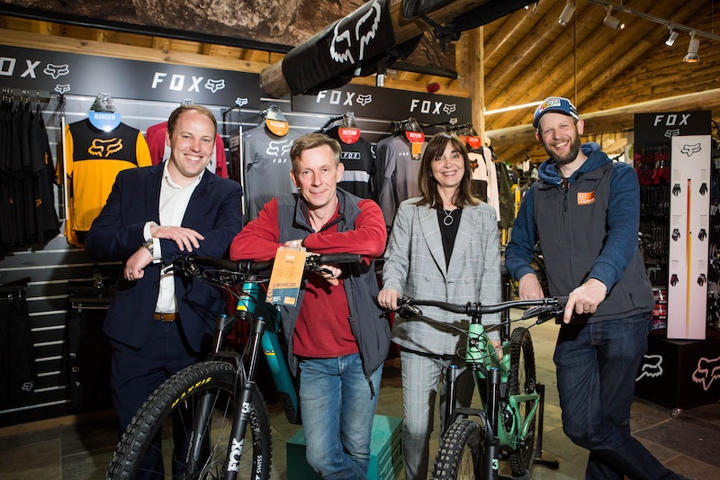 Oneplanet Adventure in Llandegla celebrate acquisition of