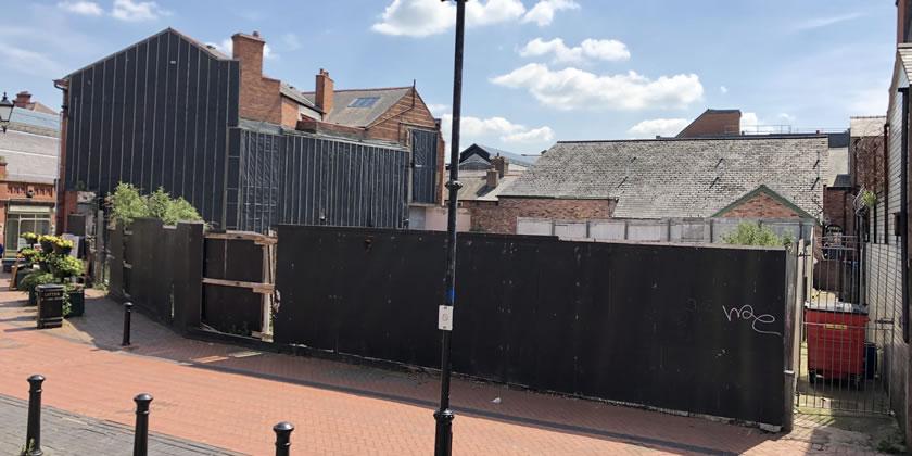 Site Of Former Wrexham Night Club Going Under The Hammer Tomorrow Wrexham Com