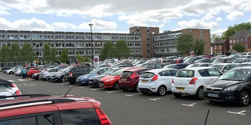 Free festive parking incentives in council owned car parks starts from 3pm  today! - Wrexham.com