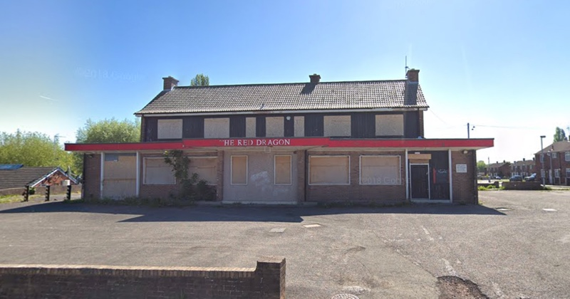 Plans to covert former Caia Park pub into a convenience store