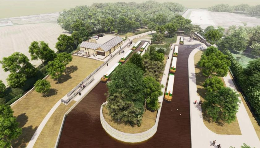Trevor Basin plan will 'breathe life into a vacant site'